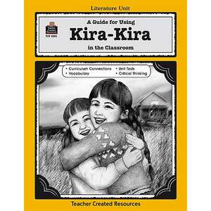 TCR3003 A Guide for Using Kira-Kira in the Classroom Image