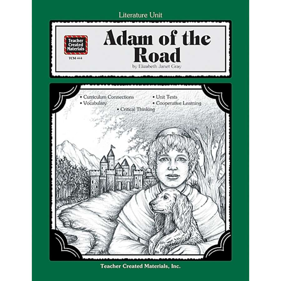 adam of the road Written by elizabeth janet gray, narrated by stuart blinder download the app and start listening to adam of the road today - free with a 30 day trial keep your audiobook forever, even if you cancel.